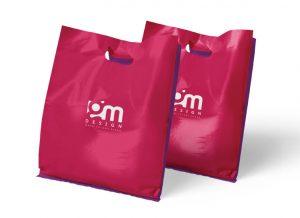 Рекламни торбички от рекламна агенция ДЖИ ЕМ ДИЗАЙН GM DESIGN